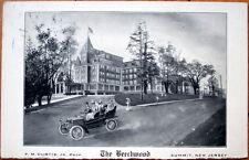 1913 Postcard: Beechwood Inn/Hotel - Summit, New Jersey NJ