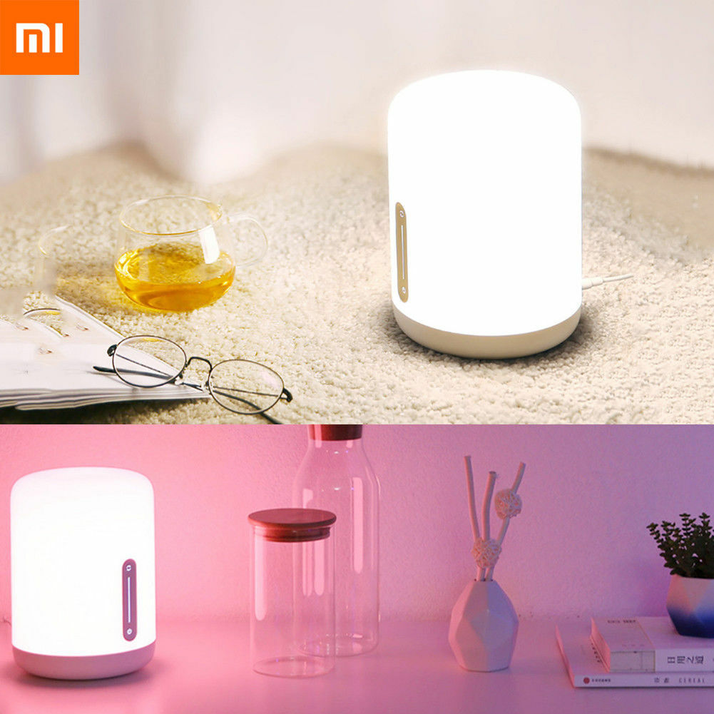 Xiaomi Mijia Smart Bedside Lamps Voice Control Touch Dimmable Desk Night Lights | Schön