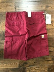 CARHARTT-shorts-regular-fit-cargo-shorts-size-30w-21-99