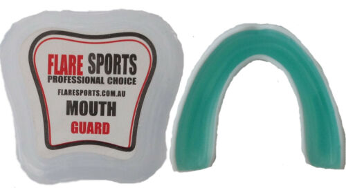 Flare Sports Mouth Guard UFC Mouthguard MMA Case Teeth Protection Gum Shield