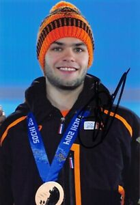 Sjinkie Knegt - NED - Olympia 2014 - Shorttrack - BRONZE - Foto sig. (10)