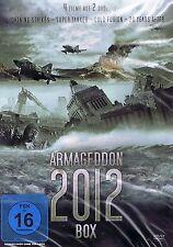 DOPPEL-DVD NEU/OVP - Armageddon 2012 Box - 4 Filme - Lightning Strikes u.a.