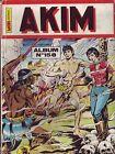 Akim Album N°158 (N°656, 633, 640, 645!) - Mon Journal 1986 - BE