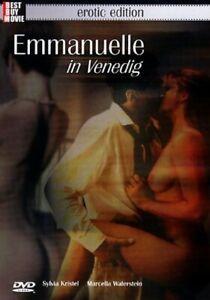 Emmanuelle-in-Venedig-DVD-Erotik-Gebraucht-Akzeptabel