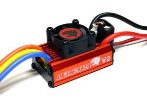 LEOPARD-V2-R-C-Hobby-Sensorless-Brushless-Motor-60A-ESC-1-10-RC-Model-Car-SL710