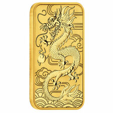 100 Dollar Australia 2018 BU - 1 OZ Gold Dragon 2018