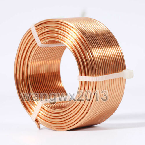1.6mm 0.1-5.5mH Amplifier Speaker Crossover Inductor 4N Oxygen-Free Copper Wire
