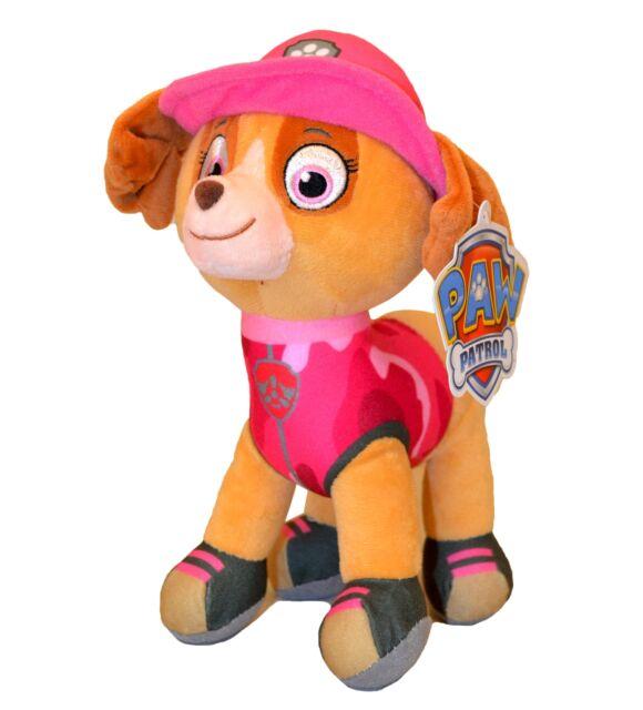 Paw Patrol Jungle Rescue /'Skye/' 27cm Plush Soft Toy Brand New Gift