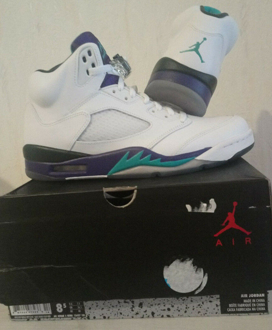 NIKE AIR JORDAN 5 P42 RETRO GRAPE P42 5 (8,5us) 359972