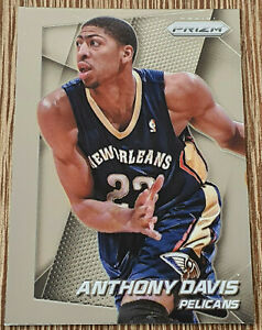 2014-15-Panini-Prizm-Anthony-Davis-107-Pelicans-3rd-Year-Prizm
