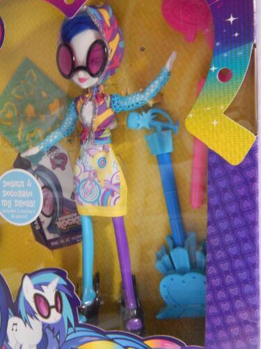 My Little Pony Equestria Girls Rainbow Rocks DJ Pon-3 Doll