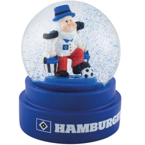 30171 Hamburger SV HSV Schneekugel Glaskugel Weihnachten WASSERTRÄGER