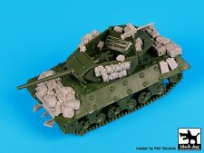 Black Dog 1/72 M10 Wolverine Tank Destroyer Accessories (for UM Model) T72079