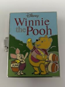 Winnie-The-Pooh-Pop-Up-Book-Series-LE-Disney-Pin