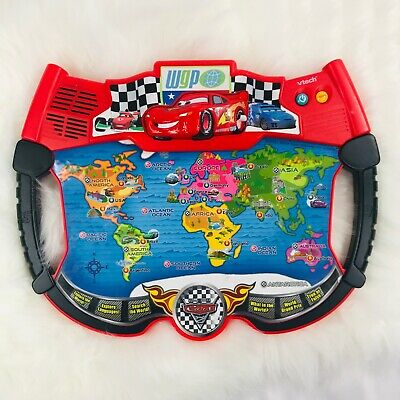 Disney Cars 2 World Grand Prix Race Track REPLACEMENT Part