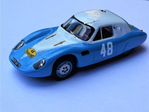 Kit Voiture Miniature Ccc: Db Panhard Tour De Corse 1957