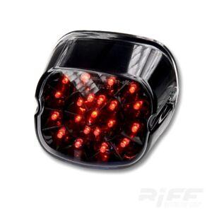 LED Rücklicht Heckleuchte Harley Davidson Road King Street Glide schwarz getönt