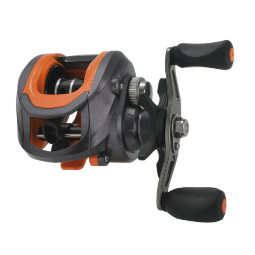 Big Game Baitcasting Reel 7.2:1 17+1BB High Speed for Sea Rock Boat Fishing