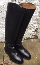Ladies Sergio Grasso Dressage Riding Boots Size 38 (U.K. 5). Barely Worn