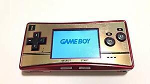 Nintendo-Game-Boy-Micro-Famicom-NES-Color-Solo-Consola-probado-funciona-bien-Japon