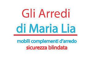 GLI ARREDI DI MARIA LIA