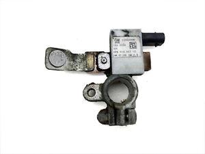 Batteriesicherung Schütz Klemme an IBS Minus für Opel Astra J 12-18 12844068