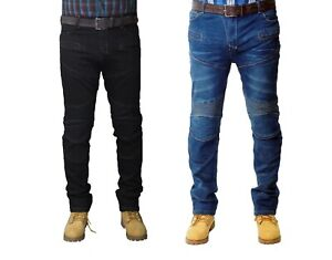 Prime-Mens-Motorcycle-Jeans-Protection-Lining-Motorbike-Jeans-MTB-01