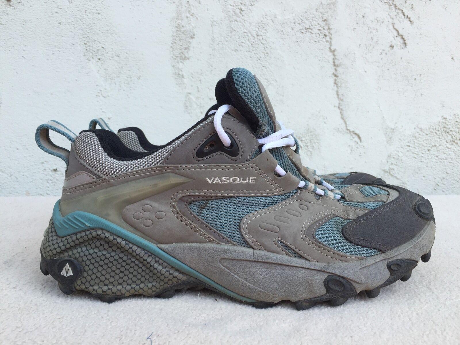 EUC Vasque Womens Trail shoes Sneaker Boot Running Hiking US 8.5 M