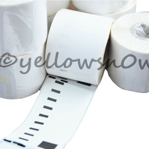 5 Rolls 99014 DYMO Compatible Labels54 x 101mm High Grade 220 labels S0722430