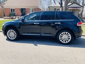 2011 Lincoln MKX mkx
