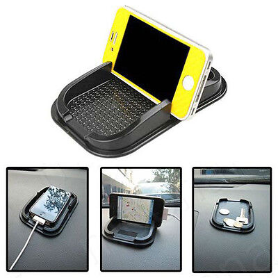 Car Anti Slip Pad Mat Skidproof Pad MP3 MP4 Mobile GPS Cell Phone Iphone Holder