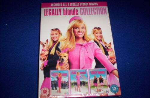 1 of 1 - Legally Blonde Collection [DVD] NEW