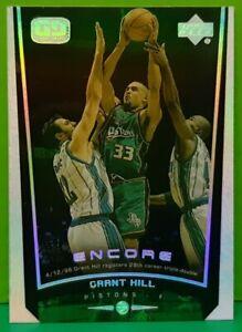 Grant Hill regular card 1998-99 Upper Deck Encore #22