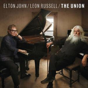 Elton John - The Union [New Vinyl LP]