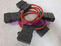 Lot Of 20 Pieces - 8 Gauge Maxi Fuse Holder Water Resistant Car Amp 12v 12 Volt