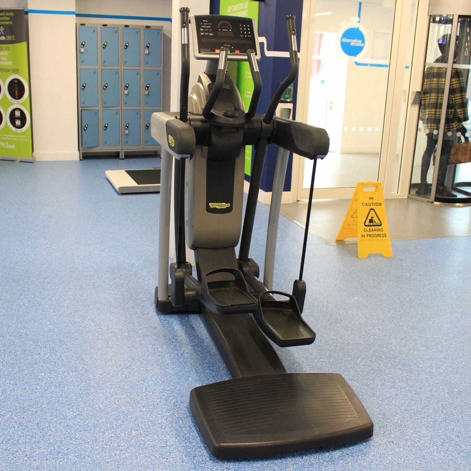 Technogym Excite+ 700i SP LED Vario Cross Trainer - Commercial Gym Equipment