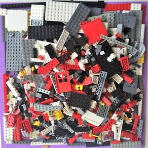 Lego-1KG-Bulk-Assorted-Bricks-Parts-amp-Pieces-clean-and-genuine