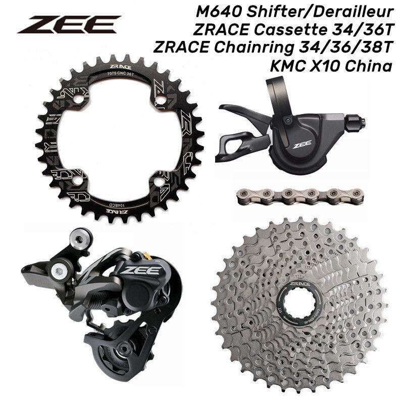 Shimano ZEE M640 10 Speed Groupset 10S MTB   groupset  Rear Derailleur Shifter  online store