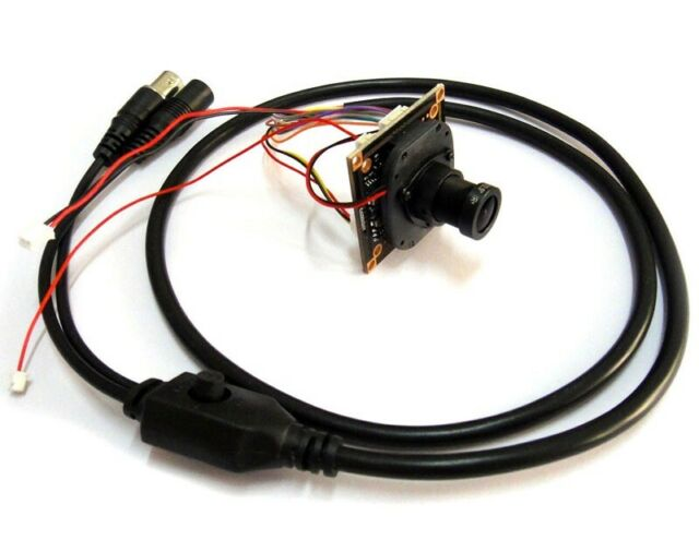 Sony IMX323+NVP2441 Starlight Low illumination HD 1080P AHD Module CCTV board