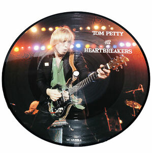 TOM-PETTY-AND-THE-HEARTBREAKERS-Refugee-Picture-disc-7-034-45gg-OTTIME-CONDIZIONI