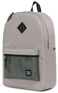 5908baa55ab NWT Herschel Supply Co. Heritage Aspect Backpack Campus 15inch Light ...