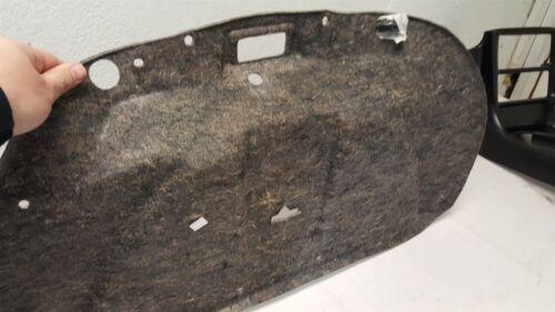 10-13 Camaro SS Rear Deck Liner Inner Liner Trim