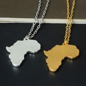 collier homme afrique