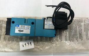 25-150PSI MAC 811C-PM-611JJ-152 Solenoid Valve w// PME-611JJ 8.5W 24VDC