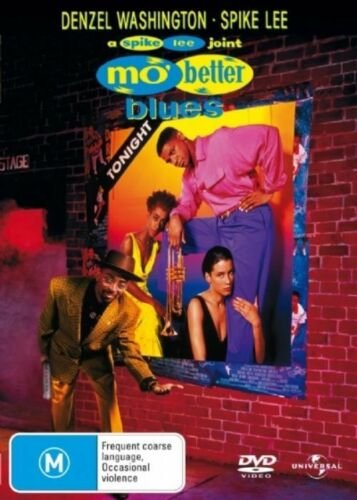 1 of 1 - Mo' Better Blues (DVD, 2006)