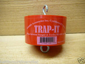 Wildlife-Accessories-Red-Trap-It-Ant-Moat-Trap-for-Hummingbird-Nectar-Feeders