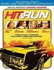 Hit & Run 2pc W DVD 025192154133 With Kristen Bell Blu-ray Region 1