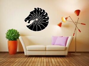 Wall Vinyl Sticker Decals Mural Room Design Chess Game Sport Horse Head bo1801