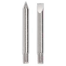 Ecgnte Jt 101 Replacement Tips For J 025 25w Soldering Iron Conical Chisel