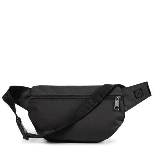 EASTPAK Belt Bag Mens /& Womens Doggy Bag Black//Navy